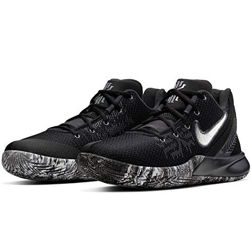 Nike A04436 Kyrie Flytrap II - Zapatillas deportivas, color Negro, talla 44 EU