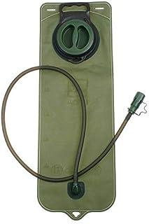 كيس لتخزيين المياه ليبقيك منتعشا لاغراض التسلق والتخييم والمشي الطويل بسعة تخزين 3 لتر Gh8151 - لون اخضر جيشي