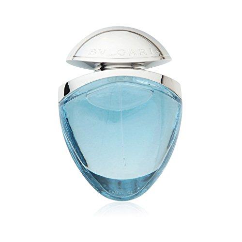 Bvlgari BLV II 25 ml Eau De Parfum Spray mit Satin Kosmetiktasche für Sie, 1er Pack (1 x 25 ml)