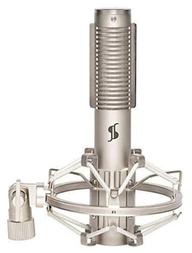 Stagg SRM70 Pro - Micrófono de Cinta - Voz e Instrumental