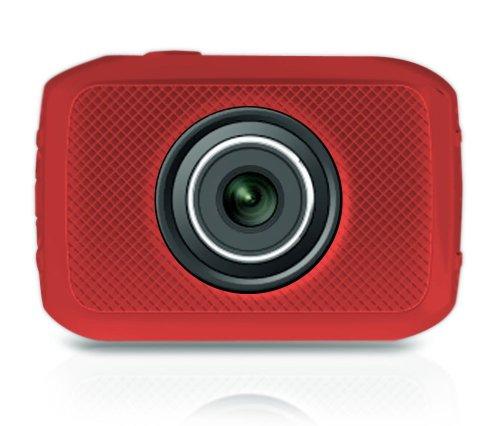 Pyle PSCHD30BK - Videocamera HD Sportiva e per riprese in Movimento, da 720 px