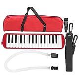 Instrumento musical de viento profesional Melodica de 32 teclas...