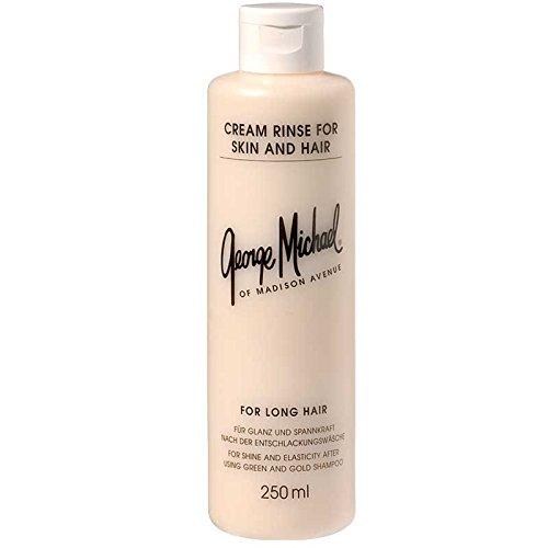 George Michael Cream Rinse for Skin & Hair 250 ml Baut den natürlichen Säureschutzmantel wieder auf