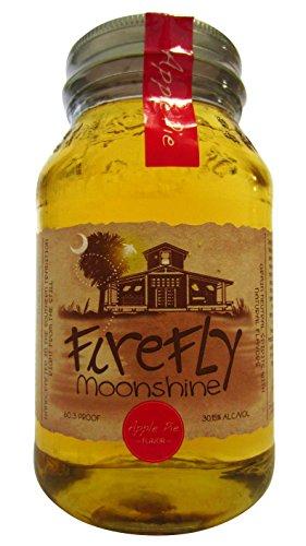 Buffalo Trace - Firefly Moonshine - Apple Pie