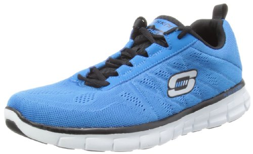 Skechers Men's Synergy Power Switch,Blue/Black,US 6.5 M