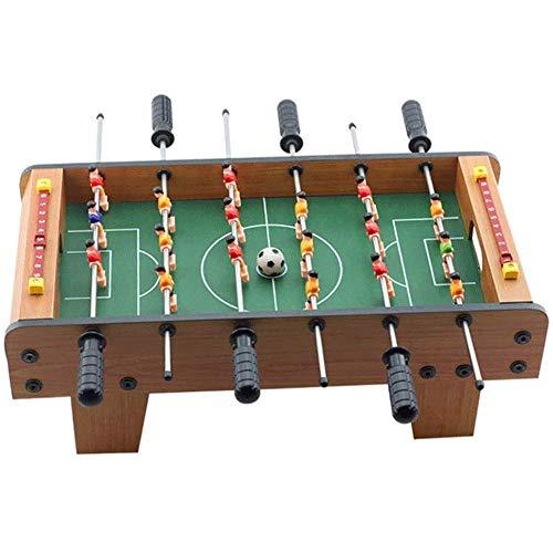 Table Top Kicker, Air Hockey Tisch und Mini-Tischplatte Billardtisch Billardtisch Geeignet for Innen- und Außenbereich, 50 * 25 * 16cm LOLDF1