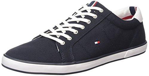 Tommy Hilfiger H2285arlow 1d, Herren Sneaker, Blau (Midnight 892), 42 EU