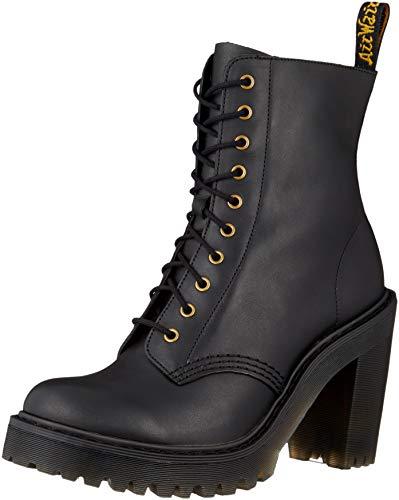 Dr. Martens Women's Kendra Fashion Boot, Black Sendal, 10