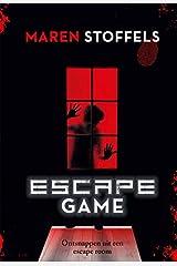 Escape Game: ontsnappen uit een escape room Hardcover