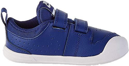 Nike Unisex-Baby PICO 5 (TDV) Sneaker, Deep Royal Blue/White, 23.5 EU