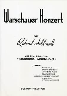 Warsaw Concerto: Piano Solo Edition