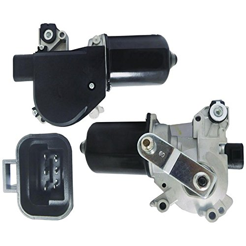 New Front Wiper Motor W/Pulseboard Module Replacement For 2004 Cadillac Escalade, Chevy Avalanche Silverado Tahoe, GMC Sierra Yukon, 88958371 88958406 88959371 19368522