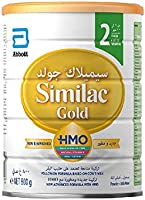 Similac Gold 2 HMO Follow-On Formula Milk For 6-12 Months , 800g