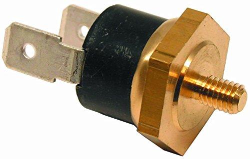 CREDA Geschirrspüler Sicherheit Thermostat 78° Grad