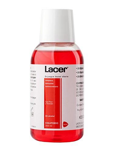 LACER - Colut Sin Alcohol 200 ml (8.47E+12)
