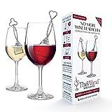 The Wand | El único filtro de vino que elimina las histaminas y los conservantes de sulfito | Saborea el vino, evita los efectos secundarios (3)