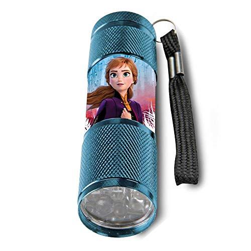 DISNEY_FROZEN_POEBRANDRULE Frozen II WD20741. Linterna LED. Modelo Aleatorio.