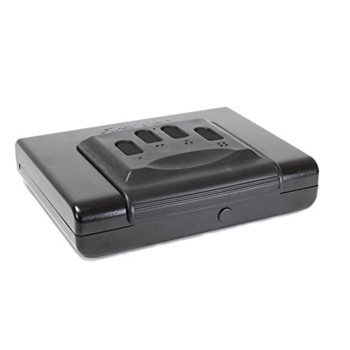 First Alert Portable Handgun or Pistol Safe