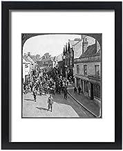 Media Storehouse Framed 20x16 Print of Hornchurch, 1915 BB88 07119 (9383525)