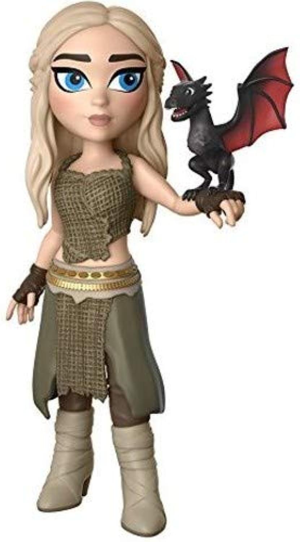 Funko 14950 Rock Candy  Game of Thrones  Daenerys Targaryen, Standard