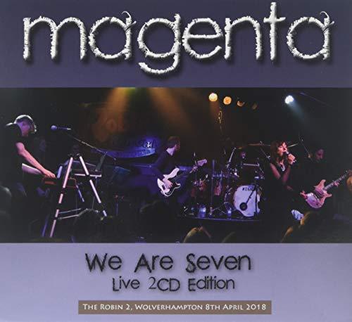 Magenta - We Are Seven: Live