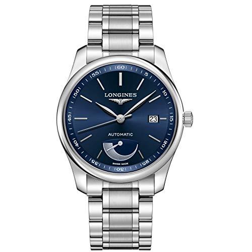 Longines orologio The Longines Master Collection 40mm blu automatico acciaio L2.908.4.92.6