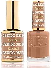 DND Premium DC Gel Set (DC 083 Eggshell)