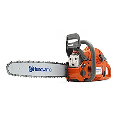 Husqvarna 460 24-Inch Rancher Chain Saw 60cc 966048324