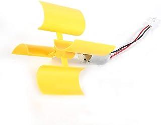 Yosoo Health Gear Generador de Viento Vertical, Micro turbinas Verticales Palas Breeze Generador de Electricidad eólica para enseñar el Principio de generación de energía física