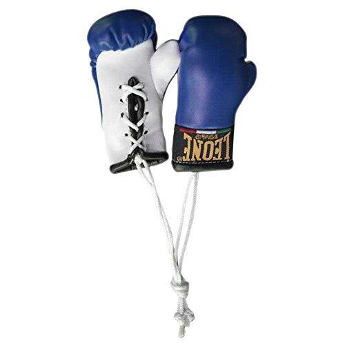 Leone 1947 Ac911 Boxhandschuhe für Rückspiegel, Blau, Einheitsgröße
