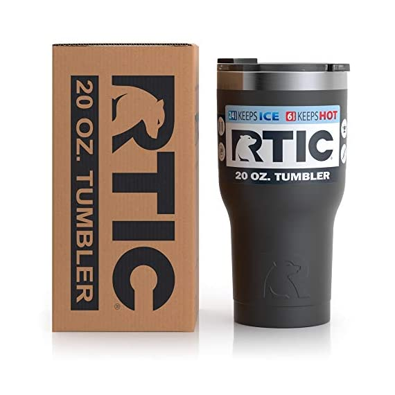 RTIC-Insulated-Travel-Tumbler-Stainless-Steel-Mug-Hot-Or-Cold-Drinks-with-Splash-Proof-Lid
