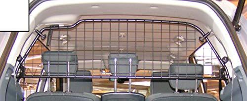 Kleinmetall Masterline Ford Grand C-Max Bj: 12/2010 - bis Heute passgenaues Trenngitter/Hundegitter/Gepäckgitter