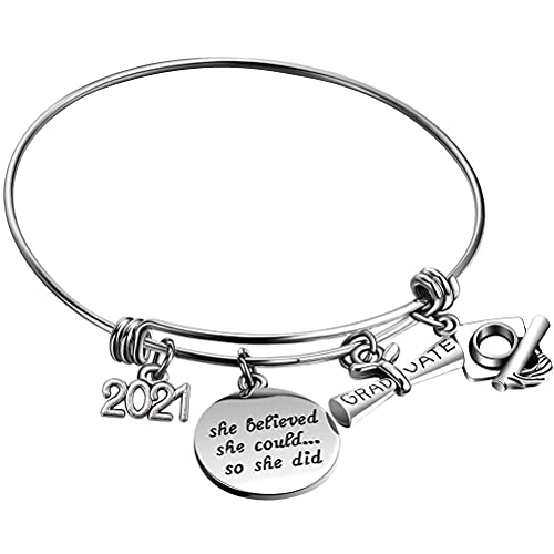 Pulsera para la mejor amiga, hermana, boda, aniversario, amor, cuentas, regalo de graduación – Not Sisters by Blood But Sisters by Heart