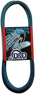 D&D PowerDrive 25000-GX10063-4LK1460 John Deere Kevlar Replacement Belt, 4LK, 1 -Band, 146