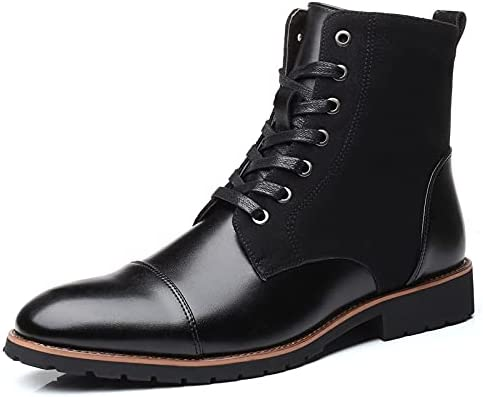 PEIBANG Fashion Trend Challenge the lowest price of Japan New Large Size High-top Shoes Max 68% OFF Men's Derby