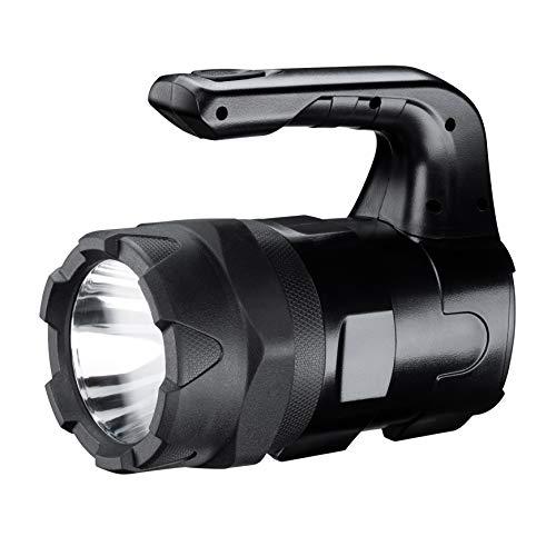 Varta Indestructible BL20 Pro LED 6 vatios Linterna de Bolsillo/Trabajo, Inc, Black