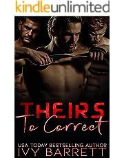 Theirs to Correct (Kobar Mates Book 3)