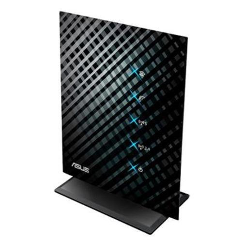 Asus RT-N53 4-Port Dual-Band Wireless-N600 Router (Black) (Renewed)