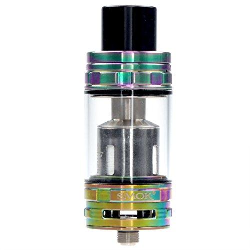 Riccardo SMOK Cloud Beast TFV8 Clearomizer, bis 6 ml, Durchmesser 24,5 mm, Verdampfer für e-Zigarette, 7-color (rainbow), 1 Stück