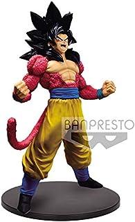 Ban Presto-Blood of Saiyans Dragon Ball Estatua Super Saiyan Son Goku, Multicolor (85145)