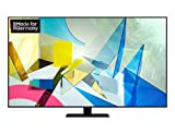 SAMSUNG GQ85Q80TGT 2,16 m (85') 4K Ultra HD Smart TV Wi-Fi Argento GQ85Q80TGT, 2,16 m (85'), 3840 x...