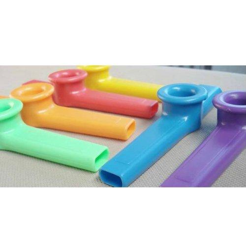 La plupart Simple Instruments de musique plastique Kazoo de haute qualité mondiale