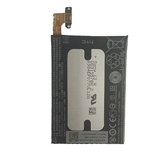 Shinefuture Batería interna de polímero de litio recargable B0P6M100 para HTC M8 Mini 2100 mAh