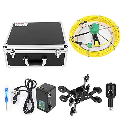 Rohr Inspektion Kamera, Kunststoff Stahl und Glasfaser 405 x 320 x 210mm 5 Std Geladen Zeit Industriell Endoskop