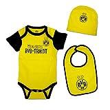 Borussia Dortmund BVB Baby-Geschenkbox (3-teilig)