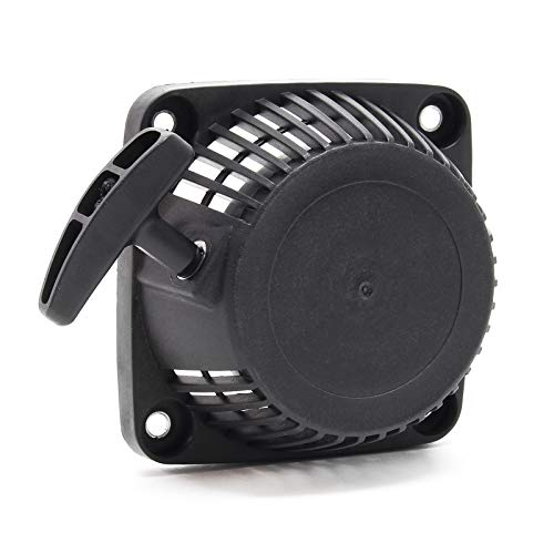 WilTec Arrancador Manual de Repuesto, Recambio para Motor de Gasolina LIFAN 139F-2 0,9kW (1,2CV)