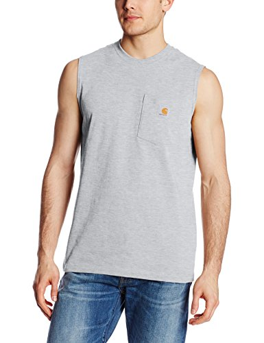 Carhartt Workwear Pocket Sleeveless T-Shirt - Muskelshirt