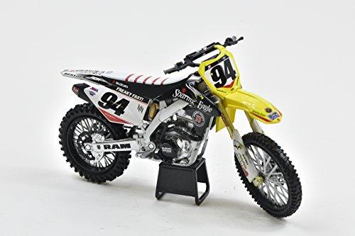 Suzuki–57743–Moto RMZ N ° 94–Maßstab 1/12