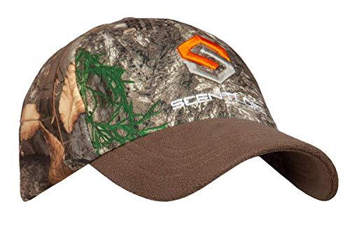 ScentLok Mens Logo Hat (Realtree Edge, One Size)