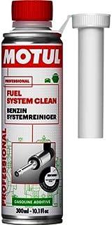 MOTUL Fuel System Clean Professional brandstofadditief 300 ml (verbeterde formule 2018)